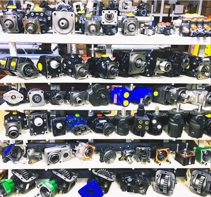 Производство и ремонт гидравлики - Гипермаркет гидравлики