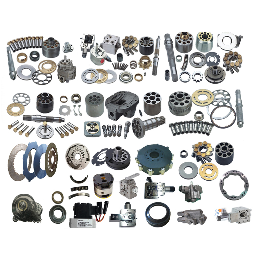 Качество ремонта импортной гидравлики (согласно отзыву покупателя)