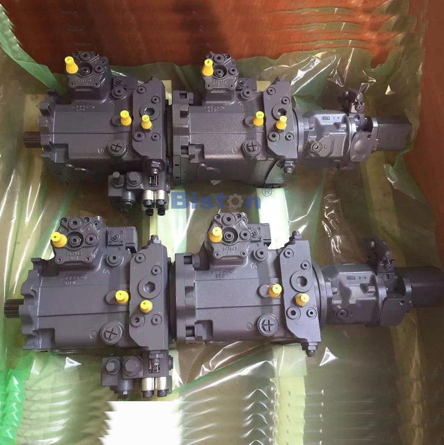 ремонт импортных гидромоторов