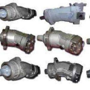 Ремонт Аксиально-поршневого гидравлического двигателя с переменной производительностью и наклонной шайбой