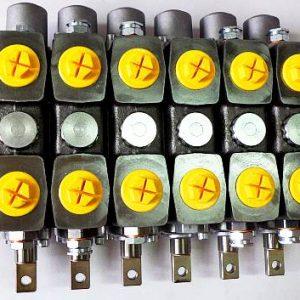 ремонты гидрораспределителей Amber