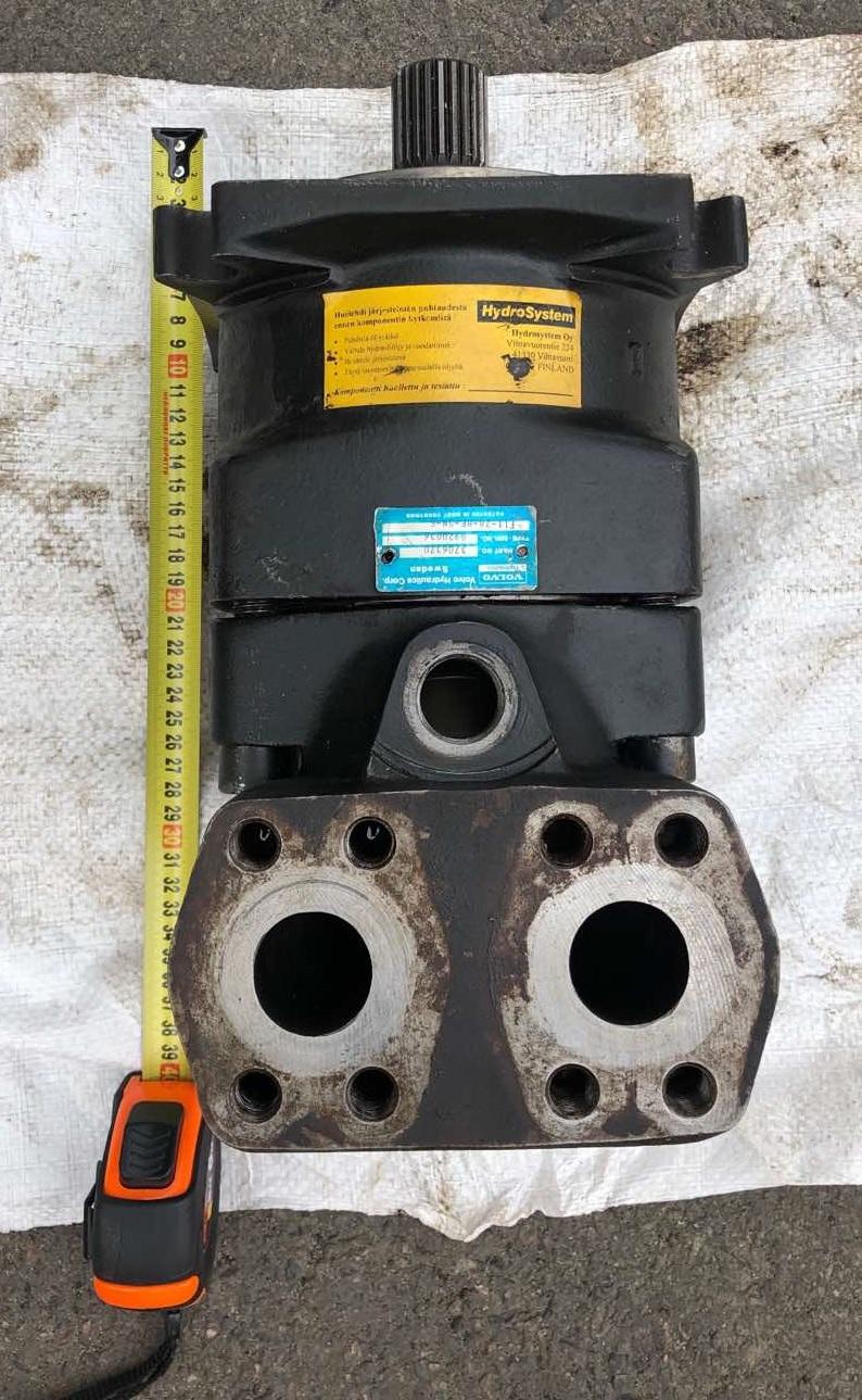 ремонт гидромотора Hydrosystem