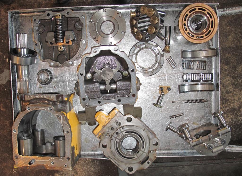 ремонт гідромоторів кпп