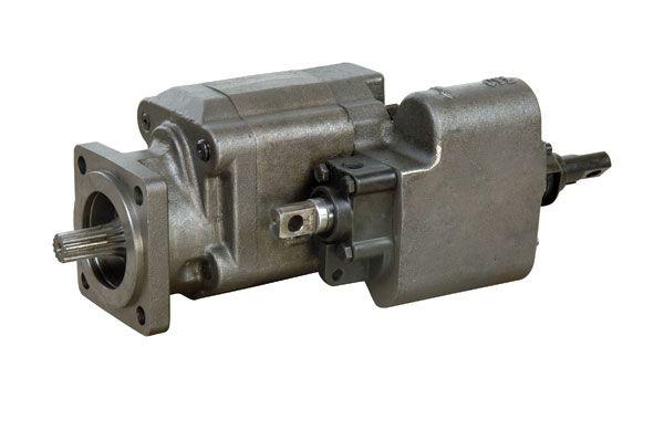 Ремонт гидромотора Edbro