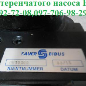 Ремонт гидромотора Sauer Bibus