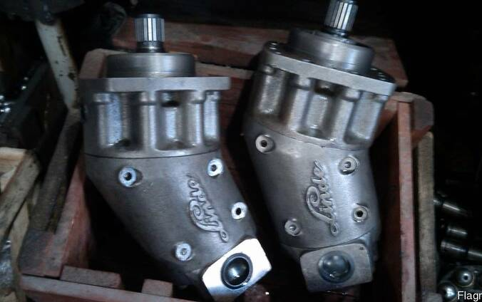 Ремонт гидромотора Linde MF50