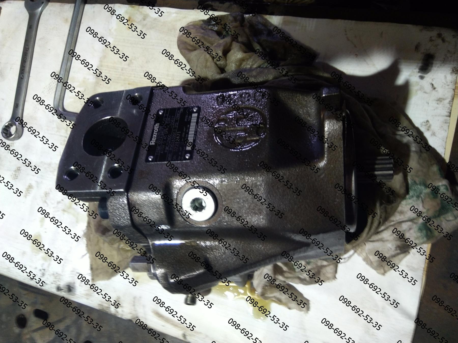 Ремонт гидронасоса Bosch Rexroth A10V
