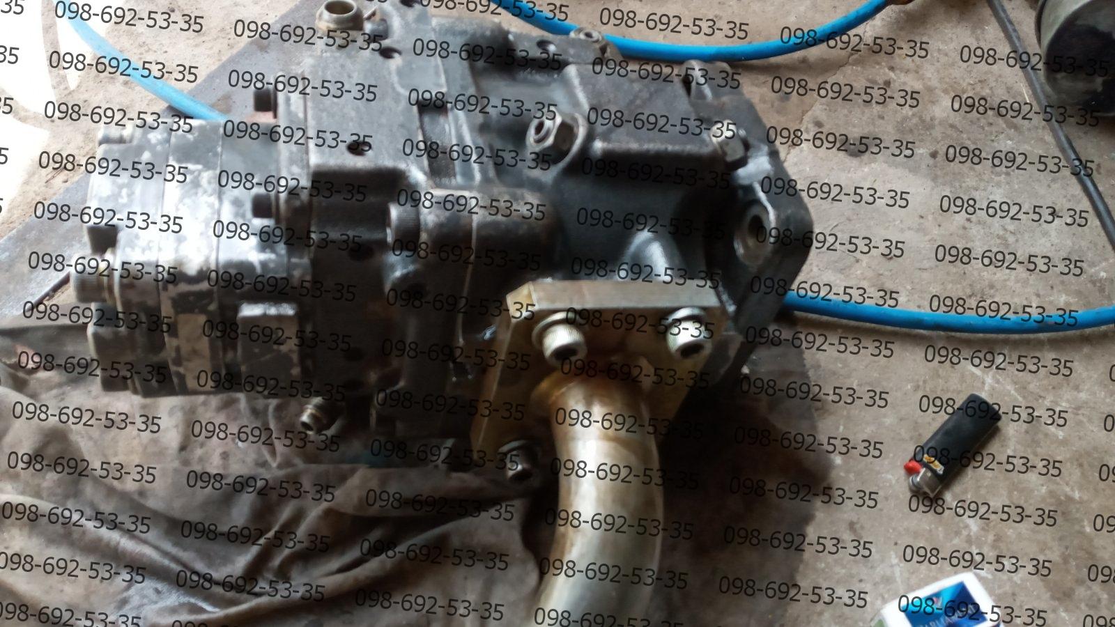 Ремонт гидромотора Komatsu 708-1S-11212