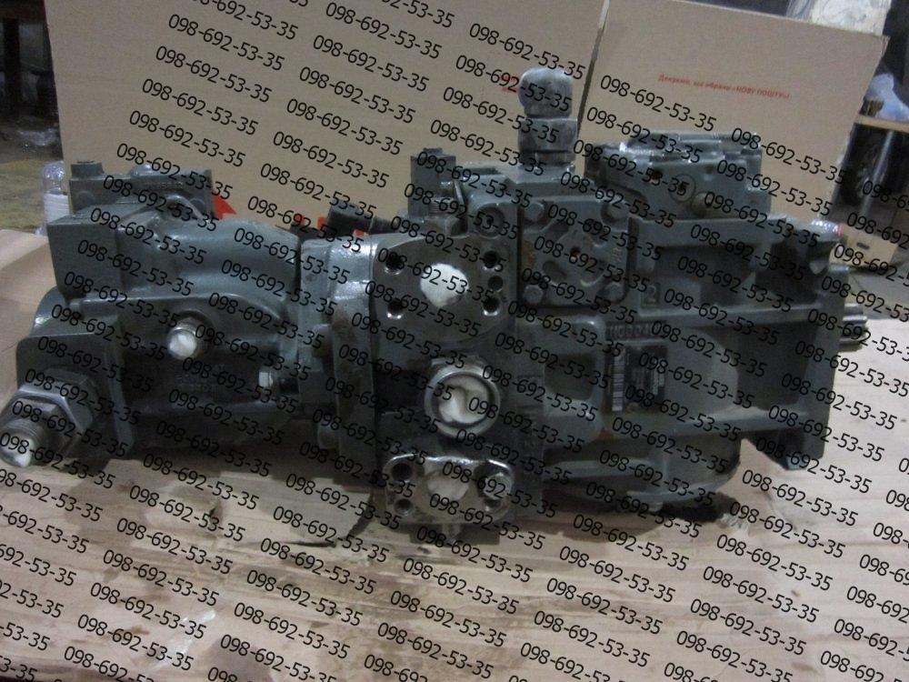 Ремонт ГСТ гидростатической трансмиссии JCB. Ремонт Гидростатического привода JCB
