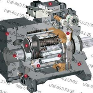 Ремонт гидрооборудование спец машин