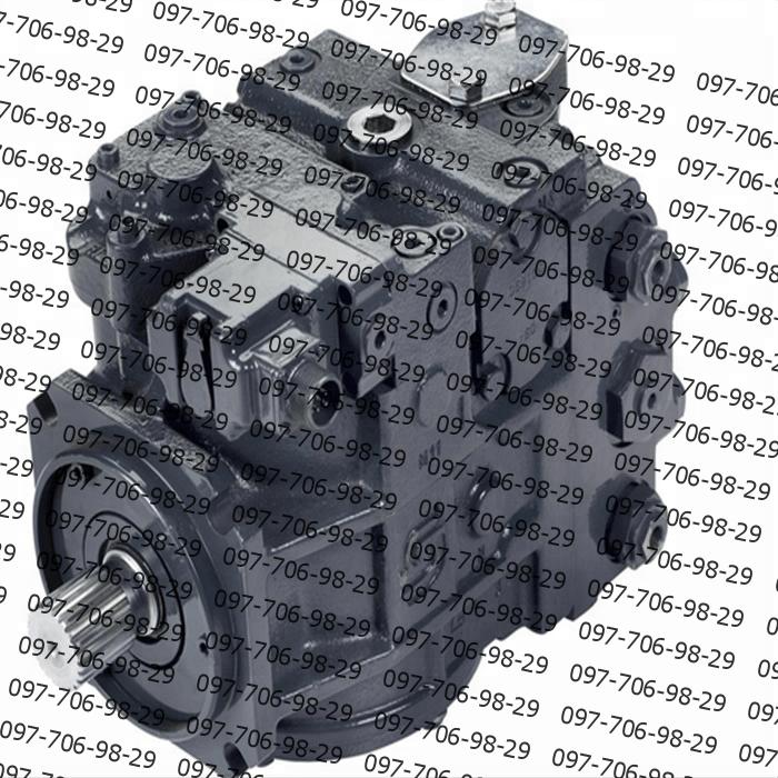 Ремонт гидронасоса PV90R130