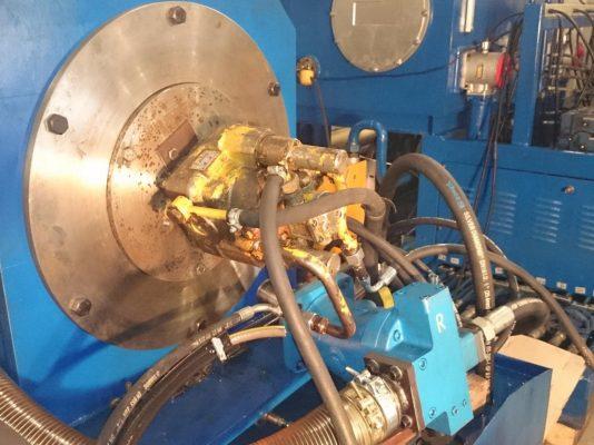 Ремонт гидромотора