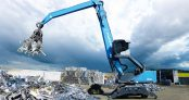 ремонт гидравлики Terex-Fuchs MHL